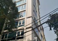 Tòa nhà mặt phố Nguyễn Chính - Tân Mai, 7 tầng thang máy, mặt tiền 5m, KD đỉnh, chỉ 13 tỷ