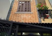 Bán nhà Nguyễn Thị Tần 43m2, hẻm XH, khu vip, P. 2, Q. 8