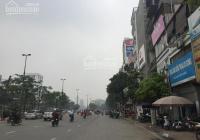 Bán nhà mặt phố Trần Khát Chân, HBT lô góc 52m2, 5 tầng, MT 6.5m, kinh doanh đỉnh, nhỉnh 18 tỷ