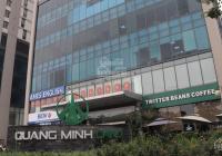 CĐT cho thuê sàn văn phòng tòa nhà Quang Minh, giá ưu đãi