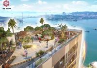 Suất ngoại giao chiết khấu 10% dự án The Ruby Hạ Long. Chung cư cao cấp chung cư Hà Khánh A