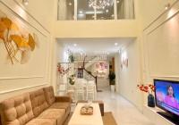 Siêu phẩm nhà đẹp Xã Đàn 45m2 x 4 tầng, mặt tiền 3.6m, gần ô tô, tặng full nội thất, 4.3 tỷ