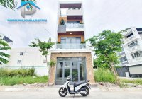 Nhà phố hiện đại khu dân cư Anh Tuấn Green Riverside Huỳnh Tấn Phát, 5x16m, 4PN 5WC. Giá 6.8 tỷ