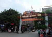 Bán nhà Đình Thôn, vị trí siêu vip 130m2, mặt tiền 7m, 23,5 tỷ