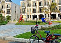 Nhà phố Châu Âu 5x20m, 3 lầu khu đô thị view sông trung tâm hành chính tỉnh Long An