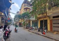 Bán nhà phố Ngô Quyền, phân lô, lô góc, ô tô tránh - 5T, 62m2, 5,5 tỷ