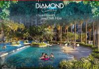Mang đến giá trị sống tinh hoa chuẩn resort 5* chỉ tại Diamond Centery