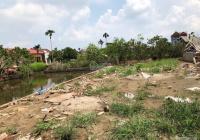 Chính chủ cần chuyển nhượng lô đất 177.8m2, full thổ cư tại Đông Tảo, Khoái Châu, Hưng Yên