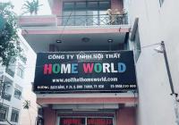 Cho thuê nhà mặt tiền nguyên căn đường Bạch Đằng, quận Bình Thạnh. 1 trệt 3 lầu