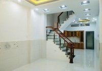 Bán nhà Nguyễn Tất Thành, nhà mới 4 tầng 41m2, P4 Quận 4