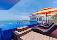 Biệt thự 9 phòng ngủ - có thang máy, hồ bơi, view biển Vũng Tàu tuyệt đẹp, cho thuê tránh dịch