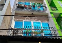 Kẹt tiền bán gấp nhà đường Bờ Bao Tân Thắng, Quận Tân Phú, 180m2 DTSD. 4 tầng, giá 4.9 tỷ