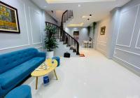 Bán nhà xây mới đẹp ngõ 325 Kim Ngưu, 52m2x5T, giá 4.95 tỷ, ngõ thoáng rộng
