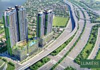 Cần tiền gấp nên bán thu hồi vốn căn 2PN Masteri Lumiere Riverside DT 68.9m2, giá 6.983 tỷ view đẹp