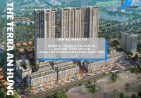 Cho thuê MBKD siêu hot quận Hà Đông tại dự án The Terra An Hưng