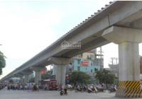 Bán nhà mặt phố Phùng Hưng, Hà Đông 58m2, 3 tầng, Mt 5m, giá 9 tỷ 600