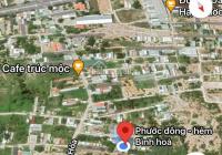 Đất trồng cây lâu năm quy hoạch thổ cư xã Phước Đồng