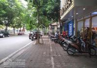 Cho thuê 25m mặt bằng khép kín phố Nghĩa Tân. LH A Minh 0989740437