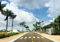 Đất nền Phú Mỹ sổ đỏ, Công chứng ngay, hạ tầng hoàn thiện View hồ cạnh KCNC 450 ha