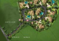 Chính chủ bán 1009m2 đất thổ cư nghỉ dưỡng view cánh đồng tại Lương Sơn, Hòa Bình