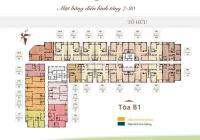Bán chung cư Roman Tố Hữu 124m2 căn góc, B1, view Panorama, giá chỉ hơn 3 tỷ