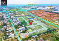 Cần tiền, bán đất đối diện cổng KCN Điện Nam Điện Ngọc Glenda City giá chỉ 1 tỷ, thanh toán chỉ 80%