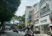 Nhà bán đường Trương Định 5,5x23m 137,5m2, hầm, 6 tầng, HĐ thuê: 250tr, giá: 88 tỷ, 0902.389.186