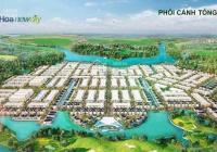 Chính chủ bán lô biệt thự sân golf Long Thành sổ đỏ, NH cho vay 70%, LH Ms. Yến
