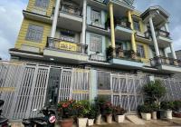 Ngộp ngân hàng do dịch cần bán gấp nhà 3 lầu mái Thái đường Tây Lân, Q Bình Tân 63m2, chỉ 3,8 tỷ