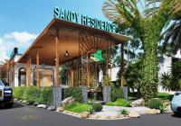 Dự án Sandy Residence nằm liền kề khu công nghiệp Đất Đỏ, H. Đất Đỏ, Tinh BRVT