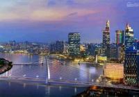 Bán căn hộ 3PN Vinhomes Ba Son Quận 1, căn góc view sông 118m2, bán 16.3 tỷ. LH: 0903004823