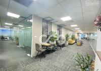 Cho thuê văn phòng cho 6 - 8 nhân viên giá 8.5 triệu full nội thất, miễn phí dịch vụ, số 9 Duy Tân