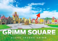 Độc quyền căn shop trực diện quảng trường VinWonder Phú Quốc, ưu đãi tháng 9, vay 100%, tặng 500tr