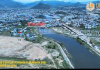 Bán lô đất view sông, đường rộng 12m, Vĩnh Hiệp TP Nha Trang, 0899389966