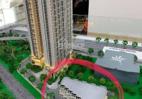 Chính chủ bán shophouse DT 62,62m2 x 4 tầng, giá chỉ có 6 tỷ, dự án Hoàng Huy Grand Tower - Sở Dầu