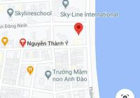 Chính chủ bán đất 2 mặt tiền đường Thăng Long & Nguyễn Thành Ý, Đà Nẵng