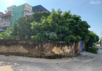 Bán đất lô góc, tiện xây biệt thự, Phường Thống Nhất, TP Nam Định, 143 m2, LH 0915 318 111