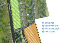 Sandy Residence dự án đất nền LK sân bay Lộc An, xã Láng Dài, huyện Đất Đỏ, BRVT