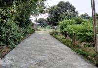 Cần bán lô đất giá rẻ duy nhất còn lại tại Lương Sơn DT 721m2, view cánh đồng, ô tô tận đất