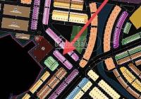 Cần bán căn nhà phố 2 mặt tiền hướng Đông Bắc lõi hồ LH 0972402092