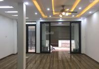 Bán nhà mặt phố Nguyễn Khang, Cầu Giấy, ô tô qua cửa, kinh doanh, văn phòng 55m2 x 5T, 10.5 tỷ