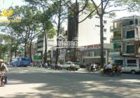 Bán nhà mặt tiền đường Trần Hưng Đạo, Quận 1, góc 2 mặt tiền, 4.2x20m