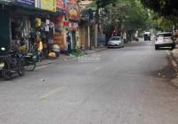 Bán đất mặt phố Kim Quan Long Biên, 93m2, mặt tiền rộng, kinh doanh đỉnh, giá 8.3 tỷ