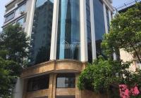 Cho thuê nhà mặt phố Vũ Tông Phan 100m2 x 8T thông sàn, MT 9m + hầm