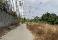 Bán gấp lô đất sổ hồng riêng, cách đường Vườn Lài 400 m, DT 63.8 m2, thổ cư, hỗ trợ vay ngân hàng