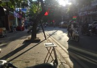 Cho thuê nhà mặt tiền 9m mặt đường Lạch Tray, Ngô Quyền, Hải Phòng