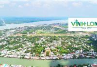 Bán đất thổ cư sổ đỏ riêng từng nền, chỉ 9tr/m2 ngay trung tâm TP Vĩnh Long xây tự do LH 0908207092