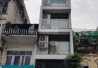 Bán nhà Mặt phố Thái Phiên 43 m2 8 tầng thang máy MT 4.3m đường ô tô tránh 31 tỷ Hai Bà Trưng