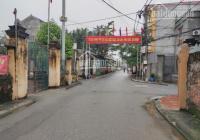 Vùng xanh, bán 59m2 đất Kim Sơn, Gia Lâm, MT 6m, nở hậu, giá bán 1.1 tỷ