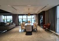 Penthouse ở độ cao tầng 39-40 có thể ngắm trọn view sông Hồng, cầu Nhật Tân view Hồ Tây. Giá 26 tỷ